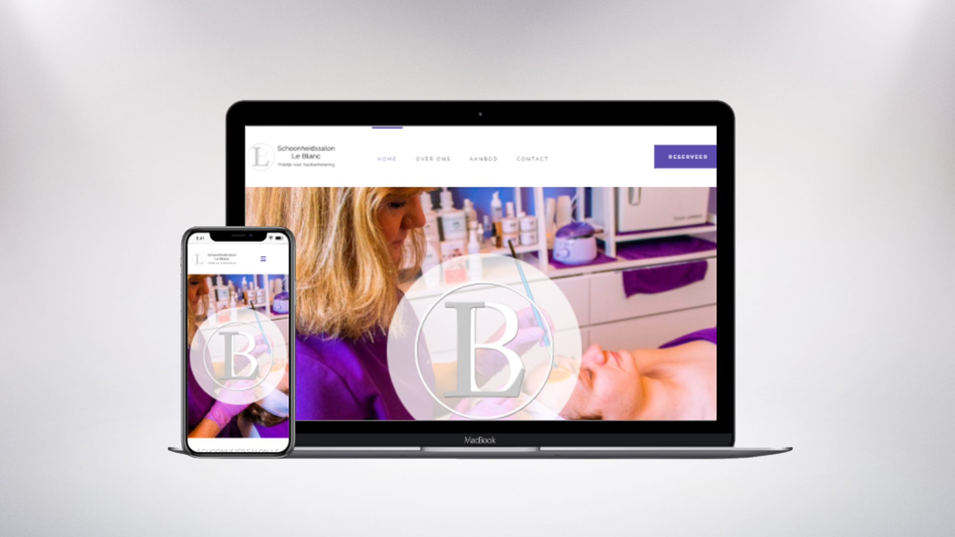 LeBlanc_Website